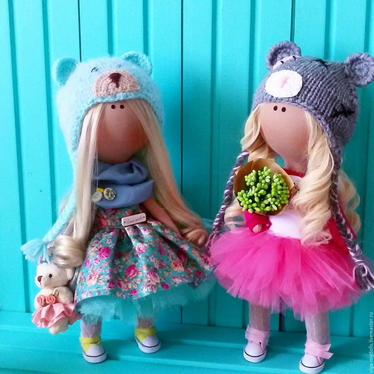 Картинки с куклами своими руками