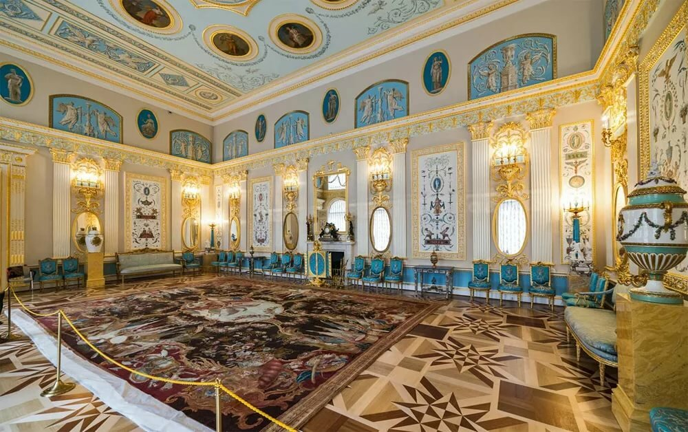 комнаты в екатерининском дворце картинки нравится как играет