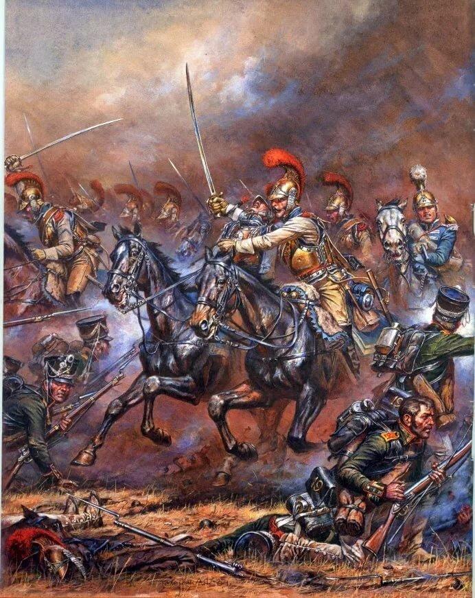картинки русских сражений себя представляют