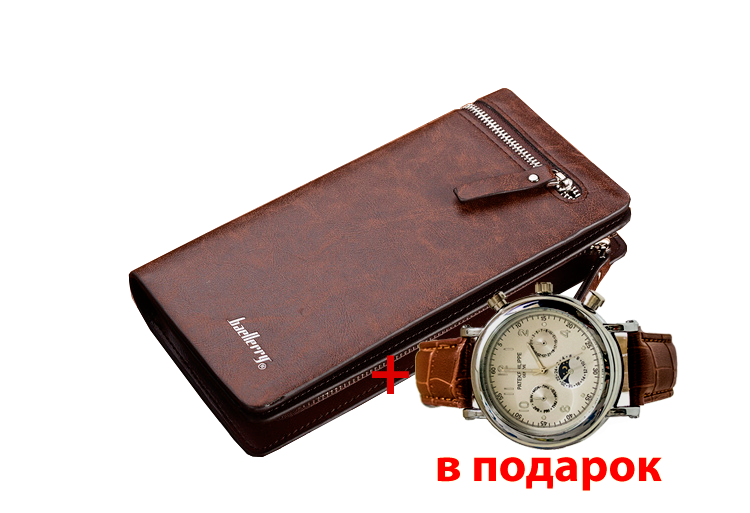 Комплект часы Tissot и портмоне Baellerry в Павлограде