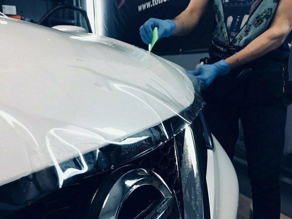 Bright New для ЛКП авто в Красногорске