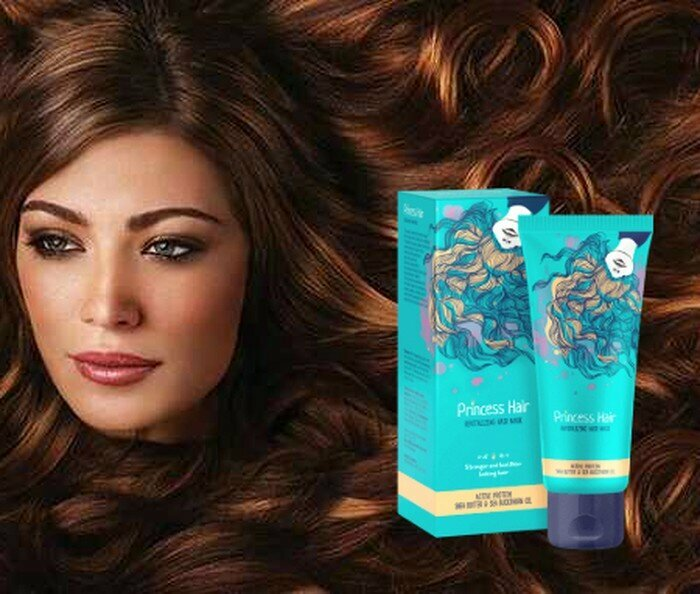 Маска для волос Princess Hair в Нижнекамске