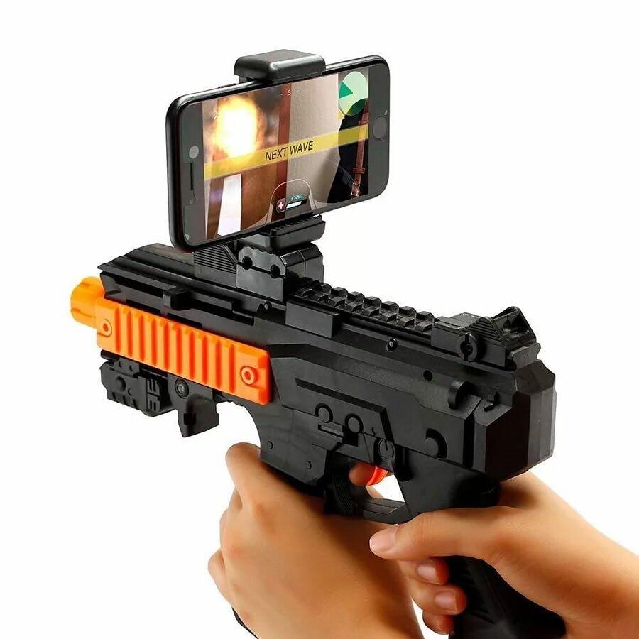 AR Game Gun - автомат дополненной реальности в Новочебоксарске