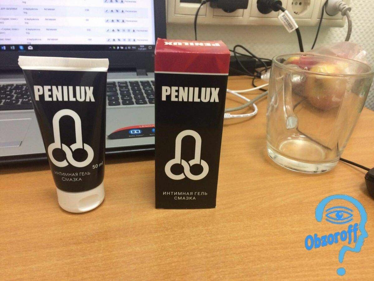Penilux Gel мужской крем в Екатеринбурге