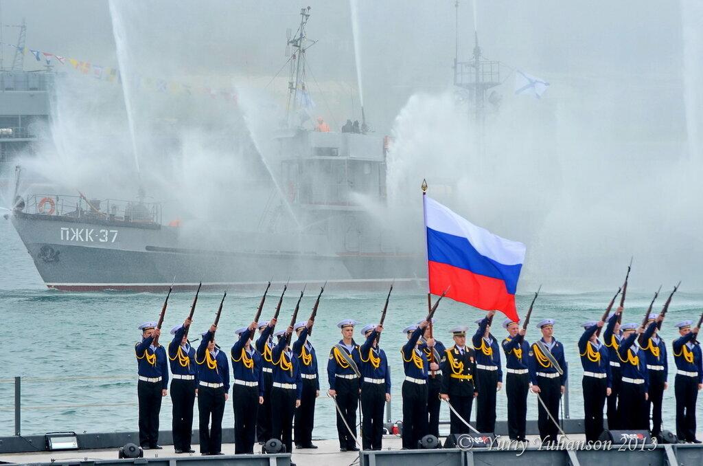 Вознесением христовым, фото день черноморского флота