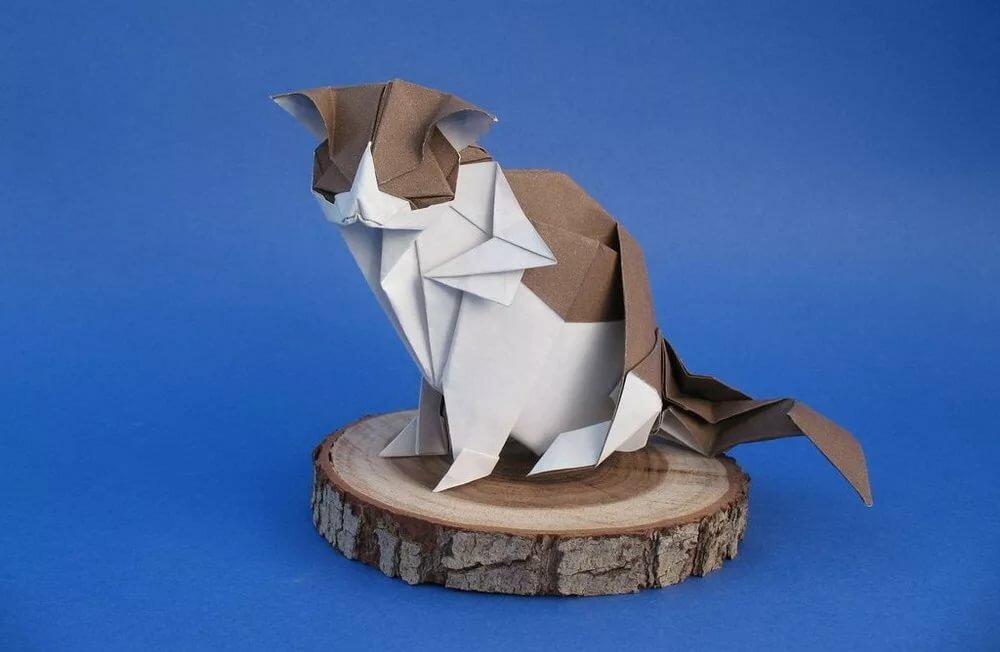 Днем рождения, прикольные оригами из бумаги картинки