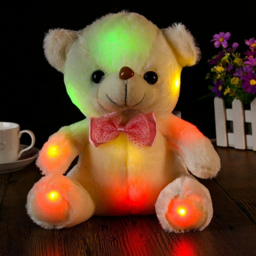 Светящийся плюшевый мишка в Навашине