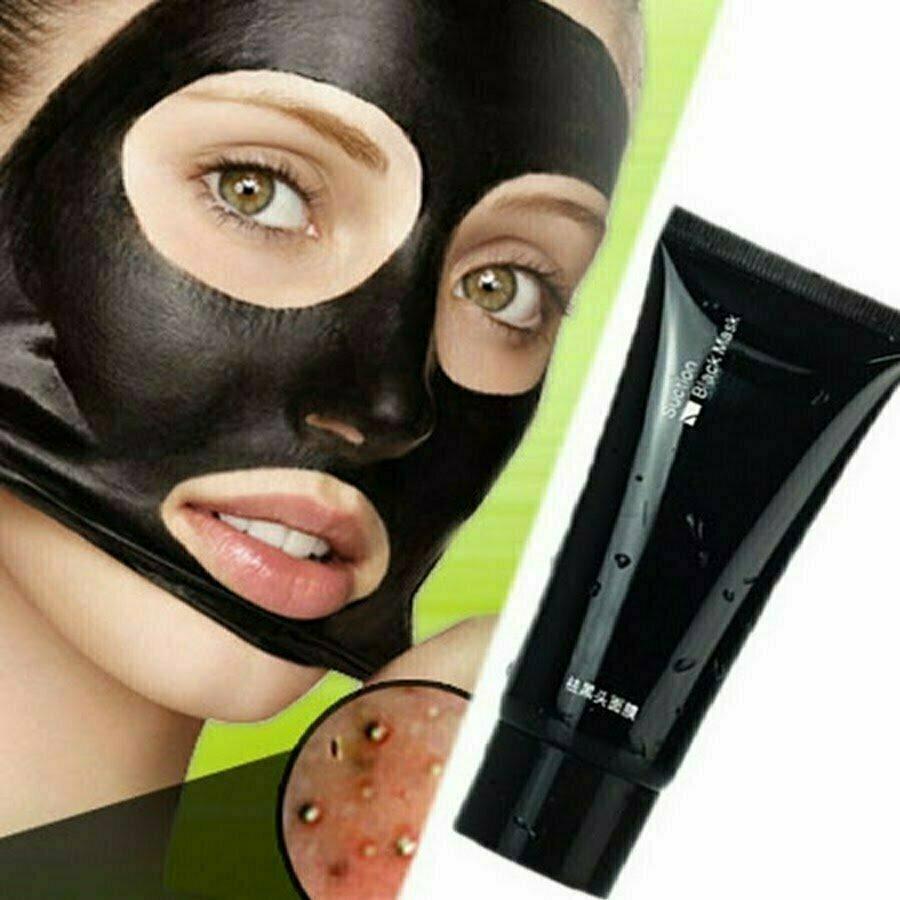 Black Mask маска от черных точек и прыщей в Рудном
