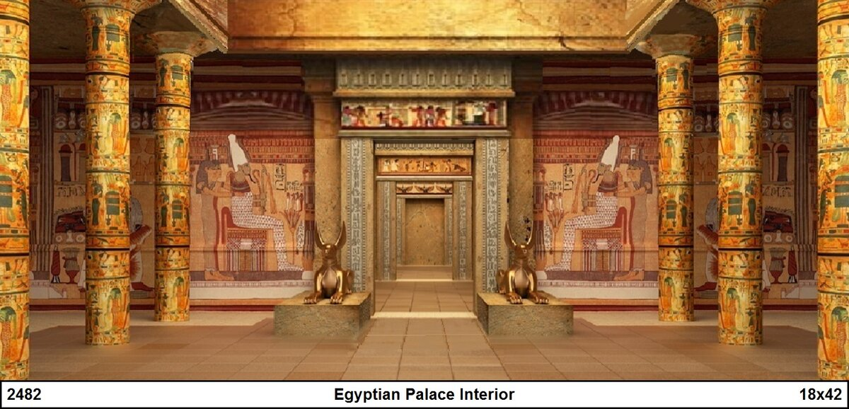 такой картинка дворец фараона созданы специально