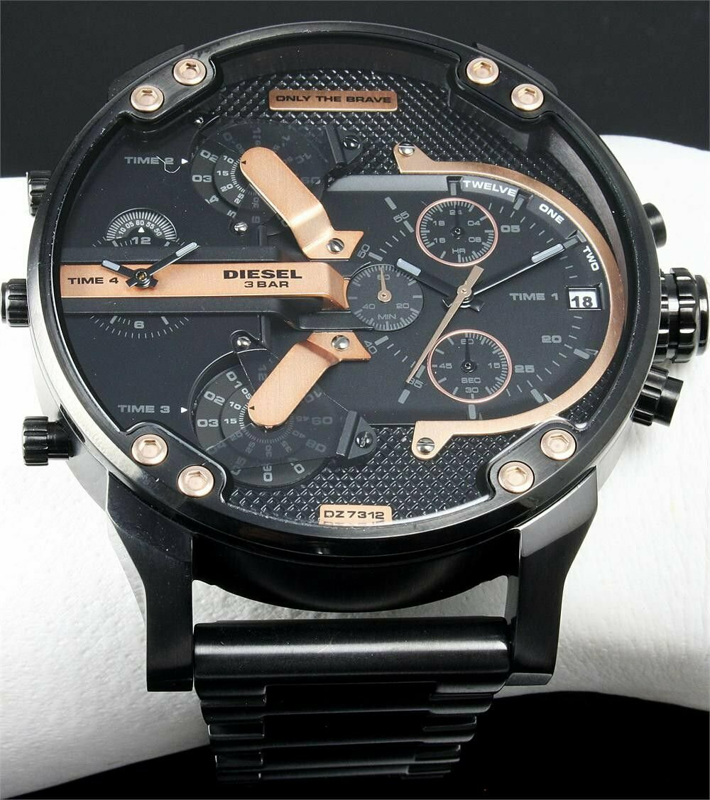 Часы Diesel Brave в Междуреченске