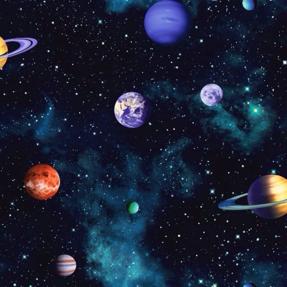 Картинки с космоса для детей, приколы