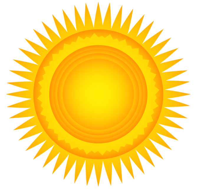 картинки формы солнце подходят