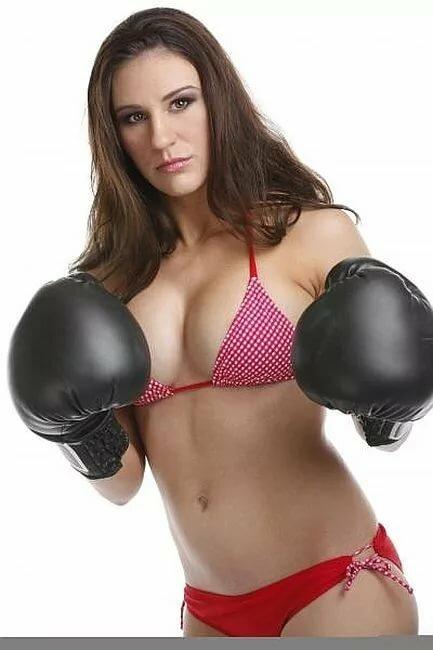 Sexy women boxers