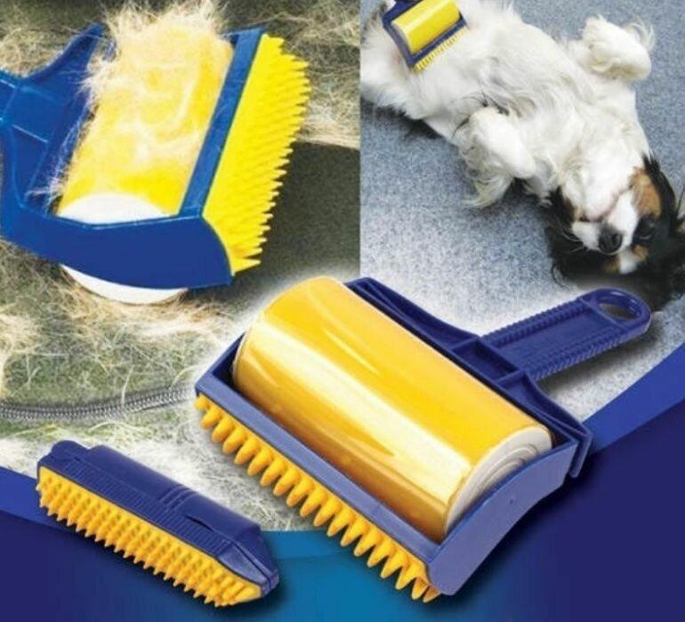 Sticky Buddy - Набор профессиональных силиконовых валиков для уборки в Тюмени