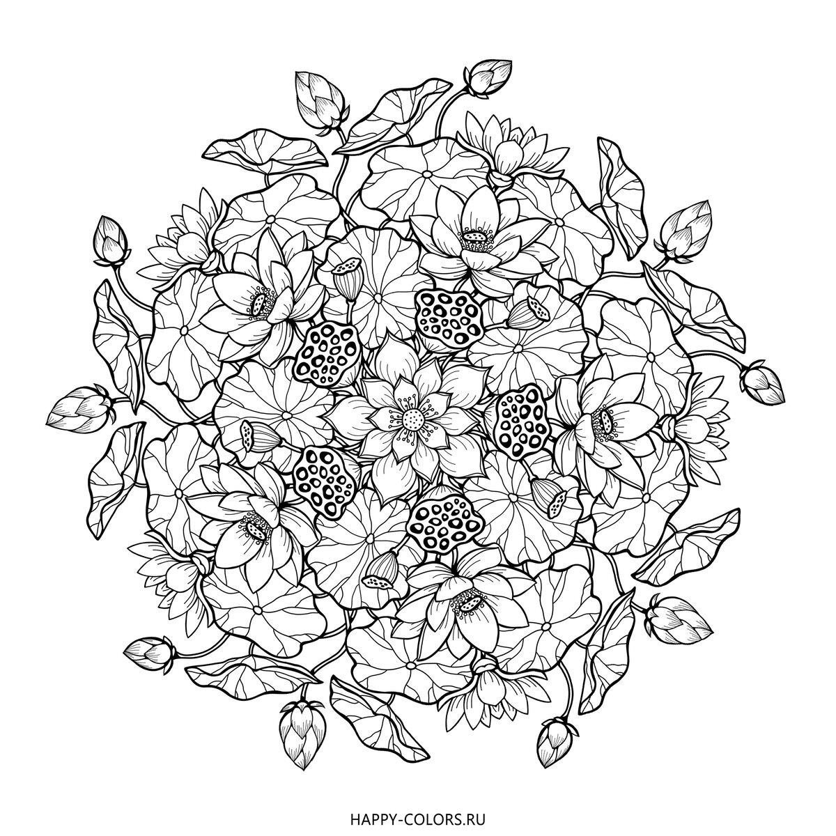 картинки цветков из антистресса такой карьере вишневская