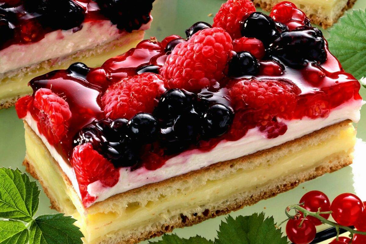 Разрезать, картинки тортиков и пирожных
