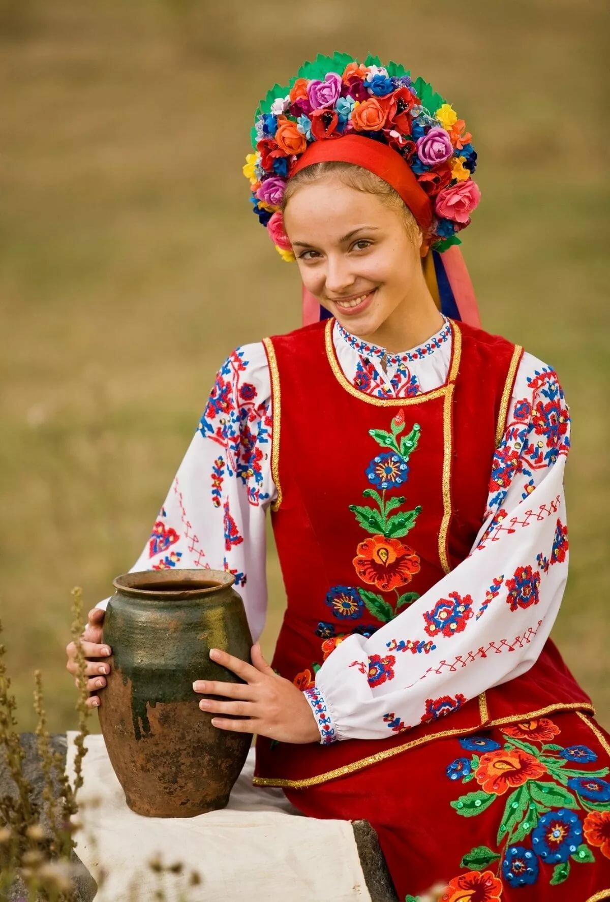 Украинская баба картинки
