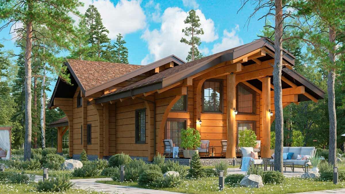 Дом из природного камня проекты и фото проекты