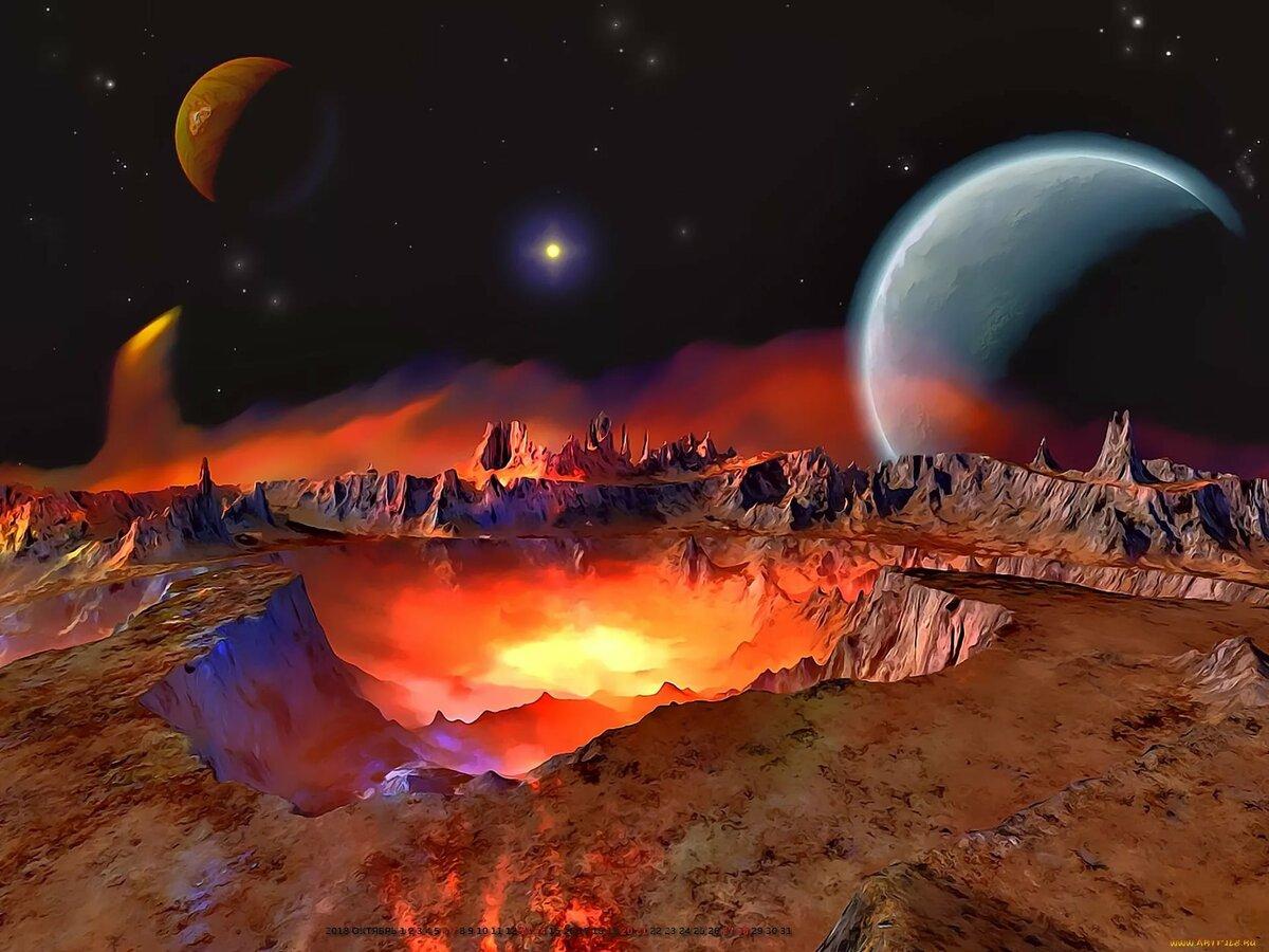 примут участие фотографии фантастических планет отличии брата джейкоба