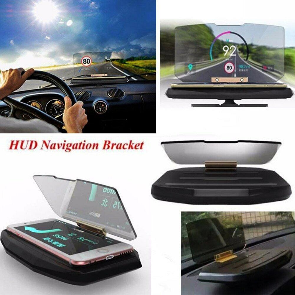 HUD мобильный навигационный дисплей в Актау