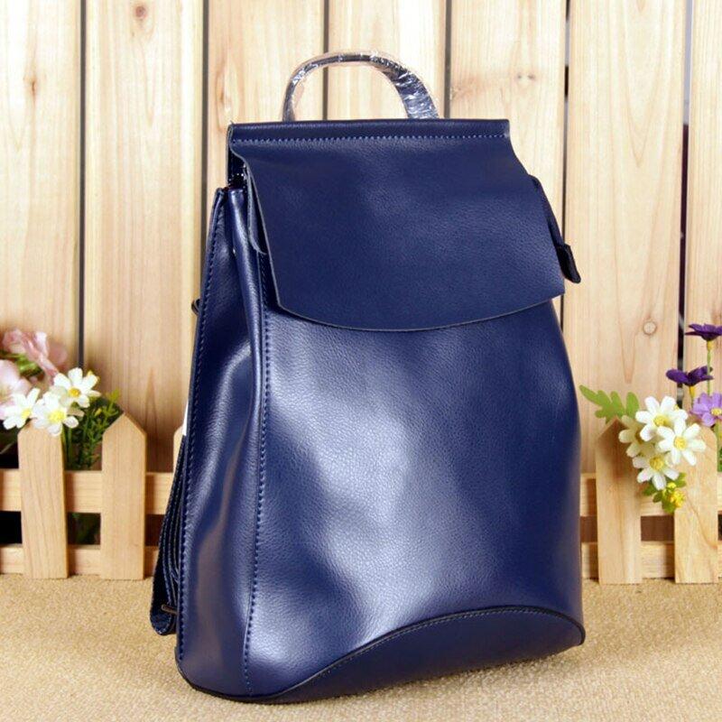 De palis - кожаный рюкзак в Жанаозене