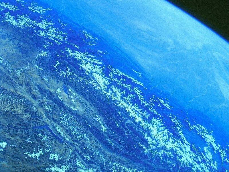Вода из космоса картинки