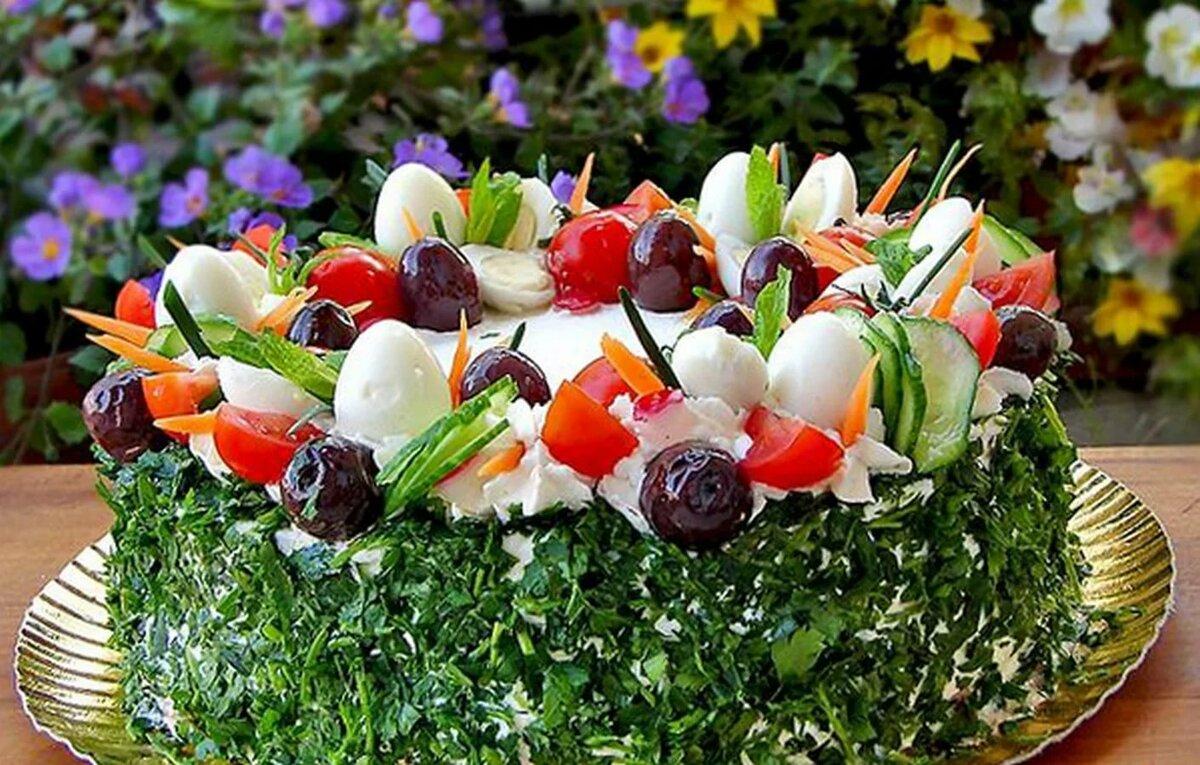 рецепты праздничного салатов картинки водолея