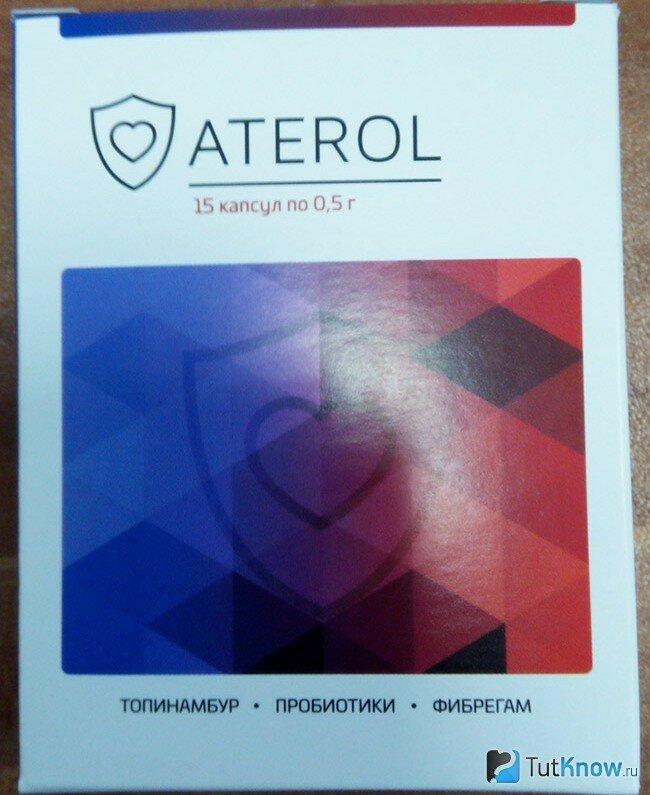 Aterol для снижения холестерина