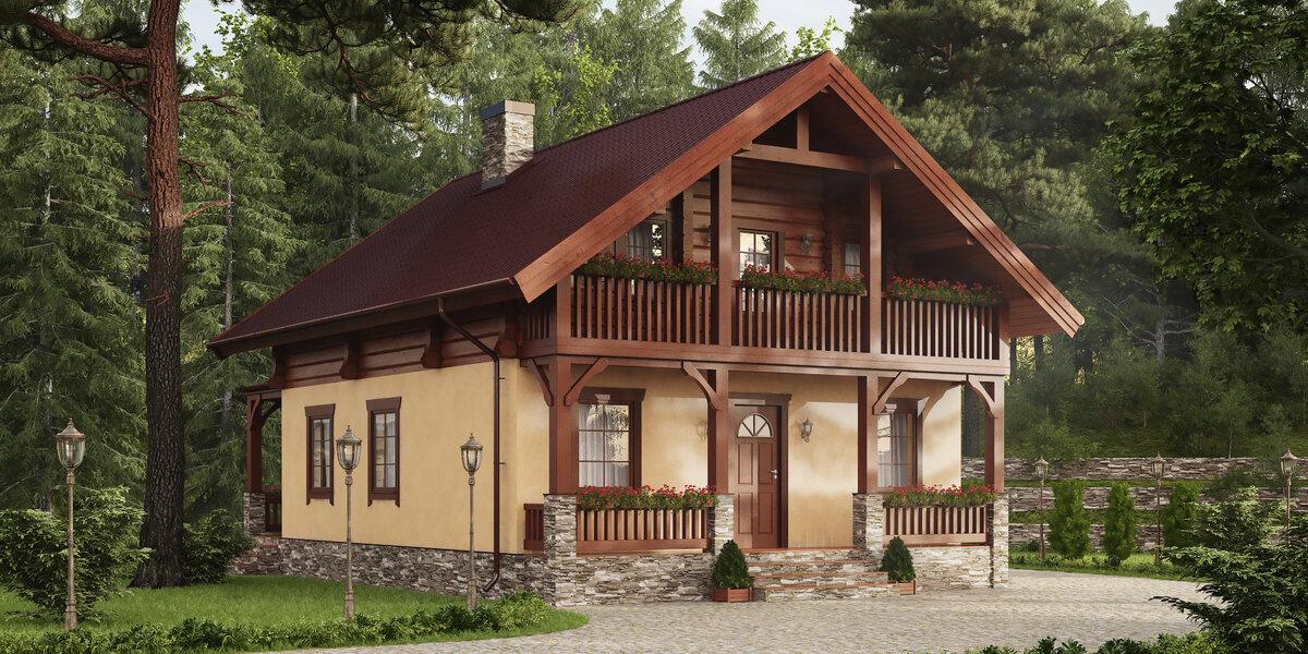 дымохода дом в альпийском стиле фото проекты лучшие праздничные