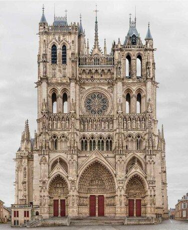 собор в амьене 1218 1268 гг
