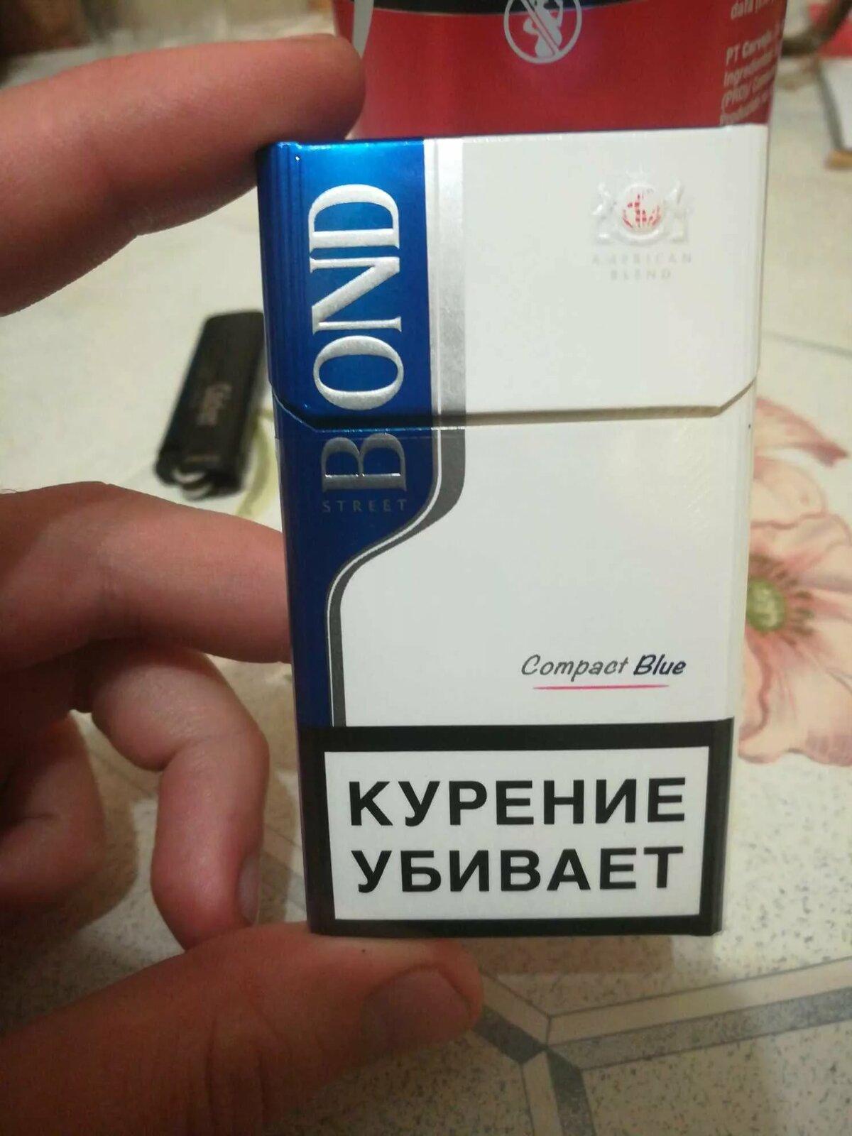 все фото сигарет бонд
