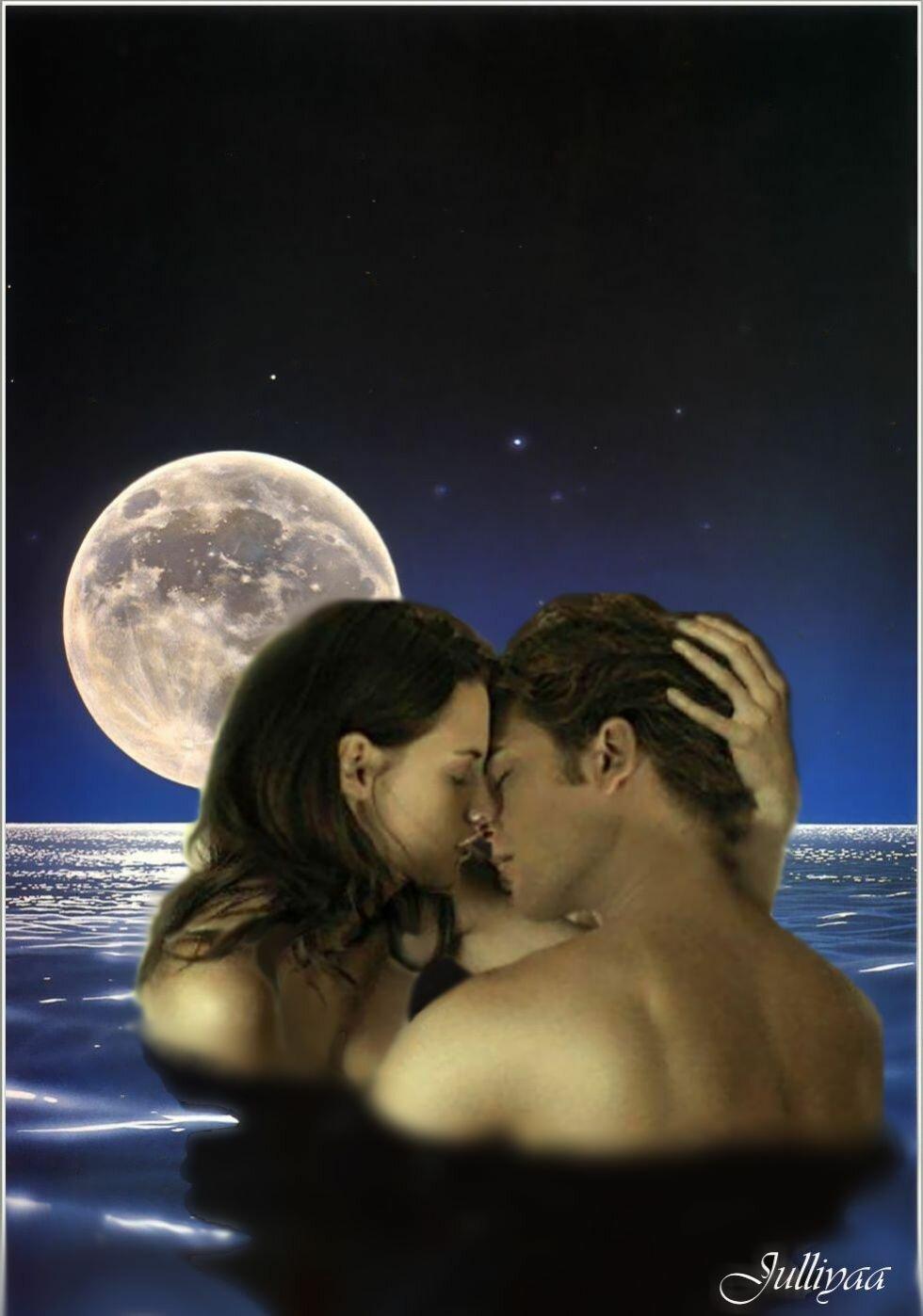 Прикольные картинки ночь любви