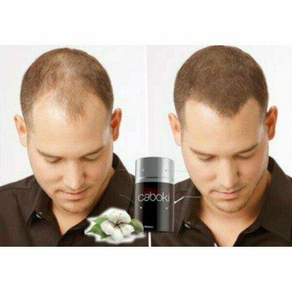 Загуститель волос Caboki для мужчин в Нефтеюганске