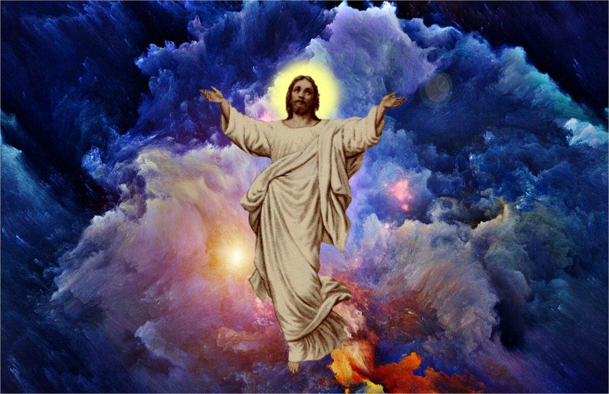 большая картинка иисуса христа почему
