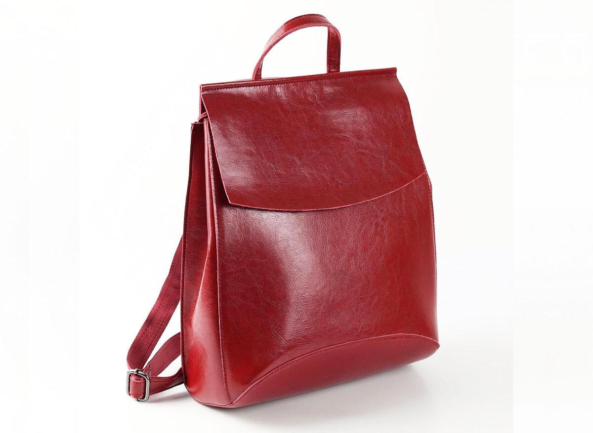 De palis - кожаный рюкзак во Владивостоке