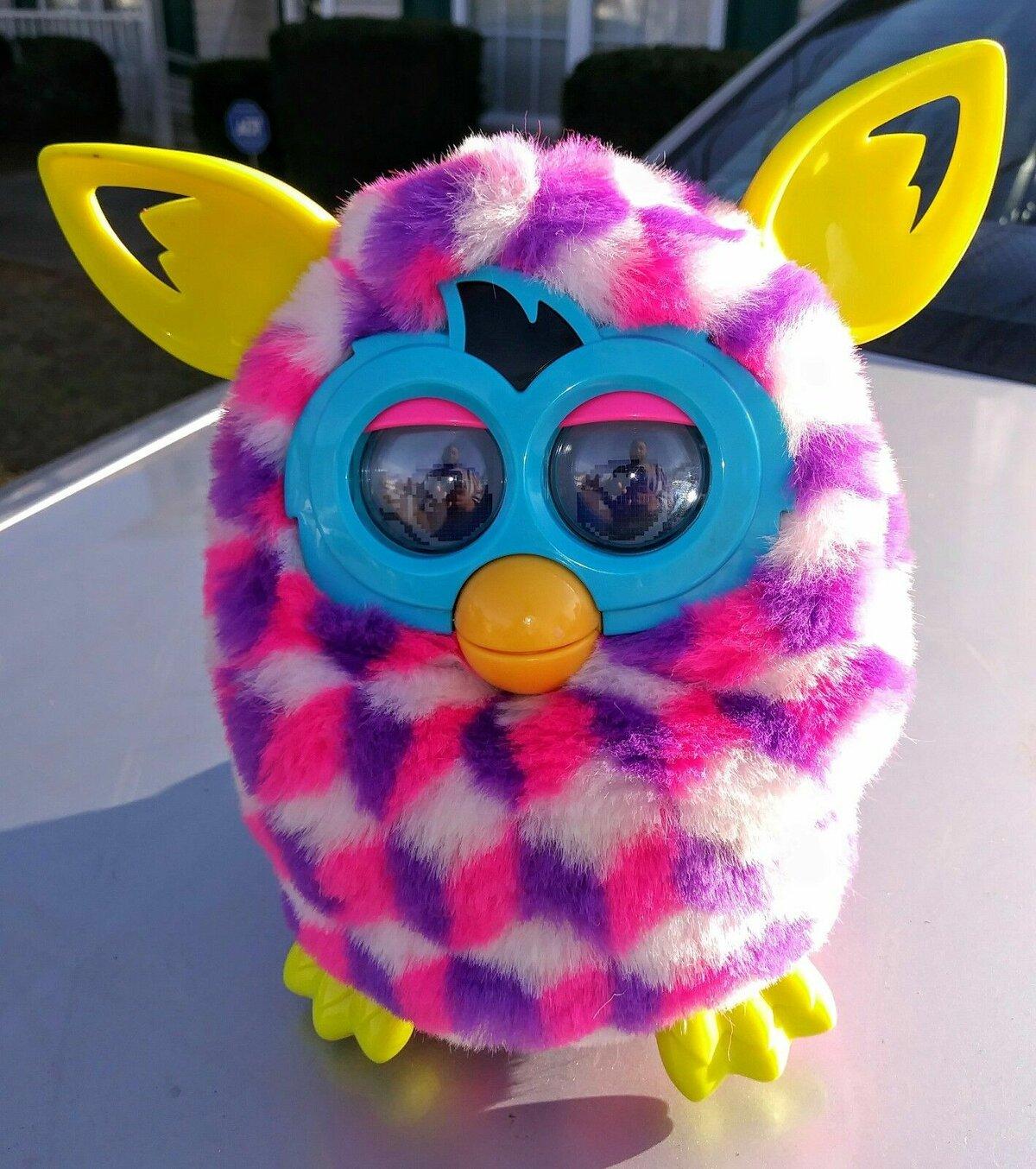 Интерактивная развивающая игрушка Furby в Ерейментау