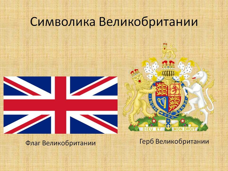 Картинки по теме символы великобритании