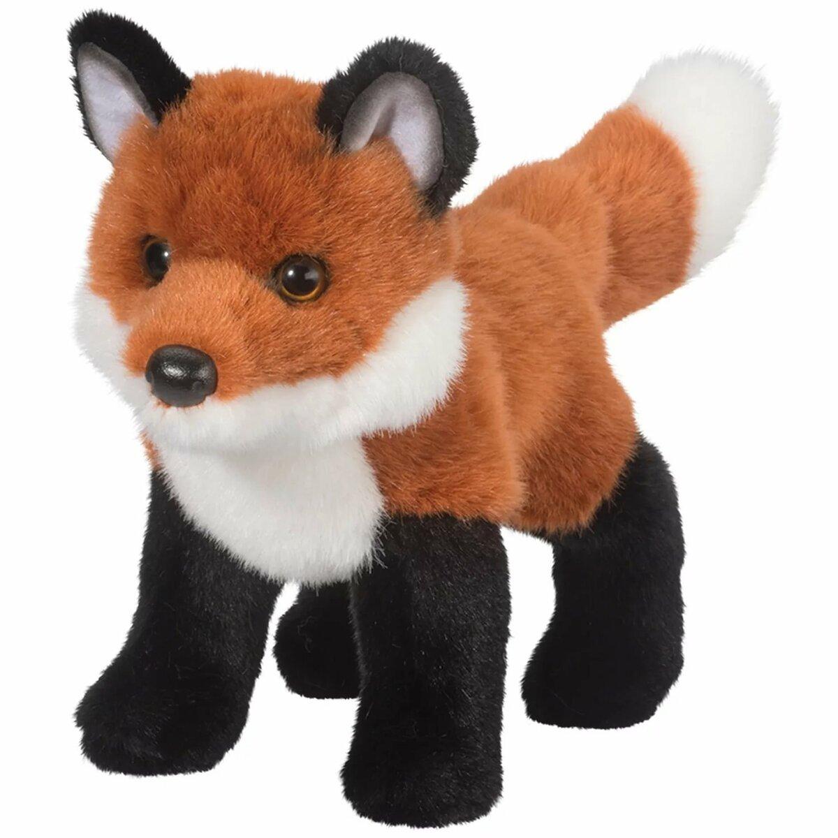 Картинка игрушка лиса