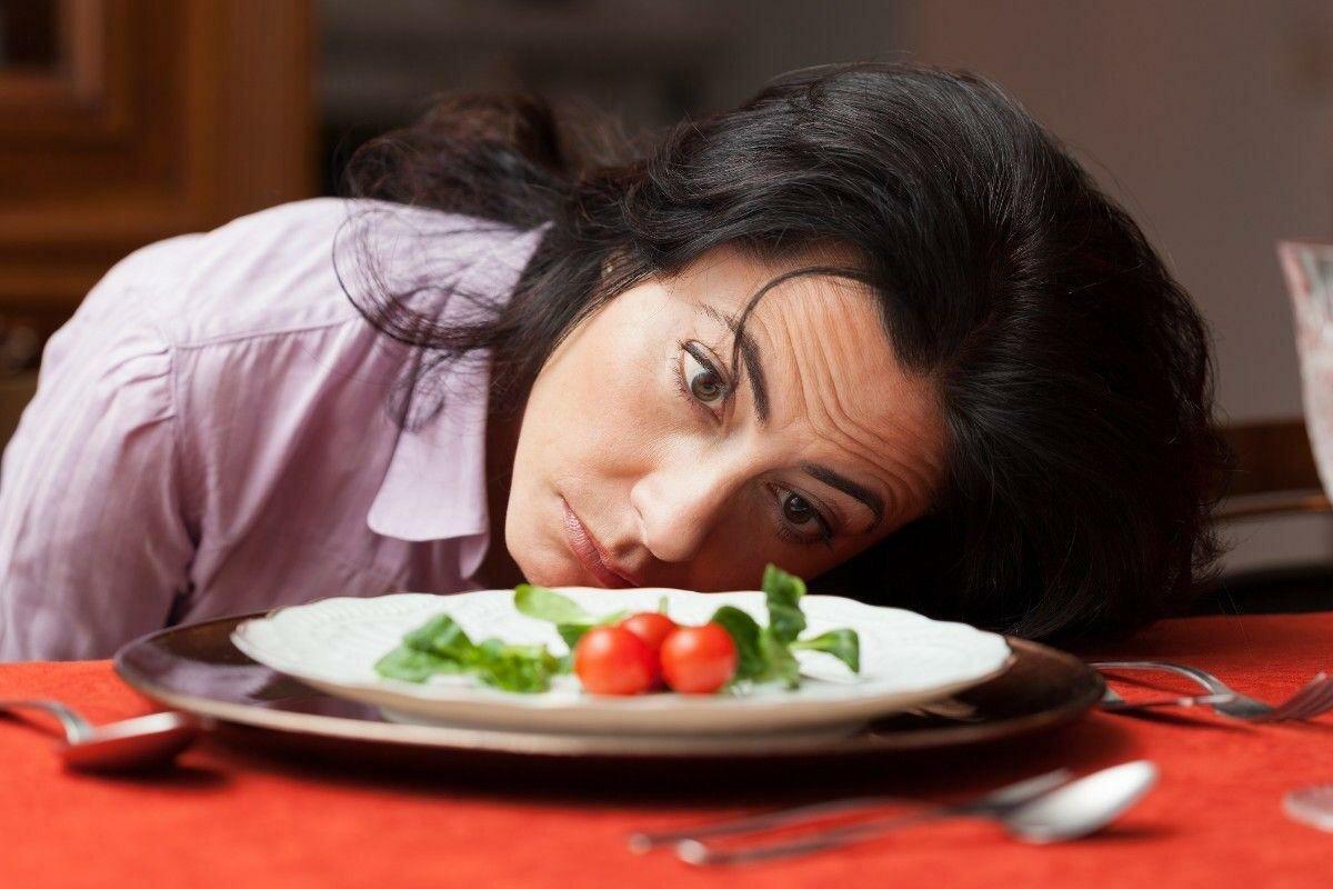 Днем рождения, прикольные картинки с едой для женщин