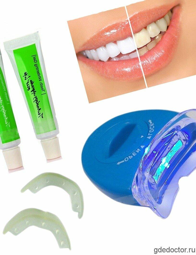 Coco Light для отбеливания зубов в Самаре