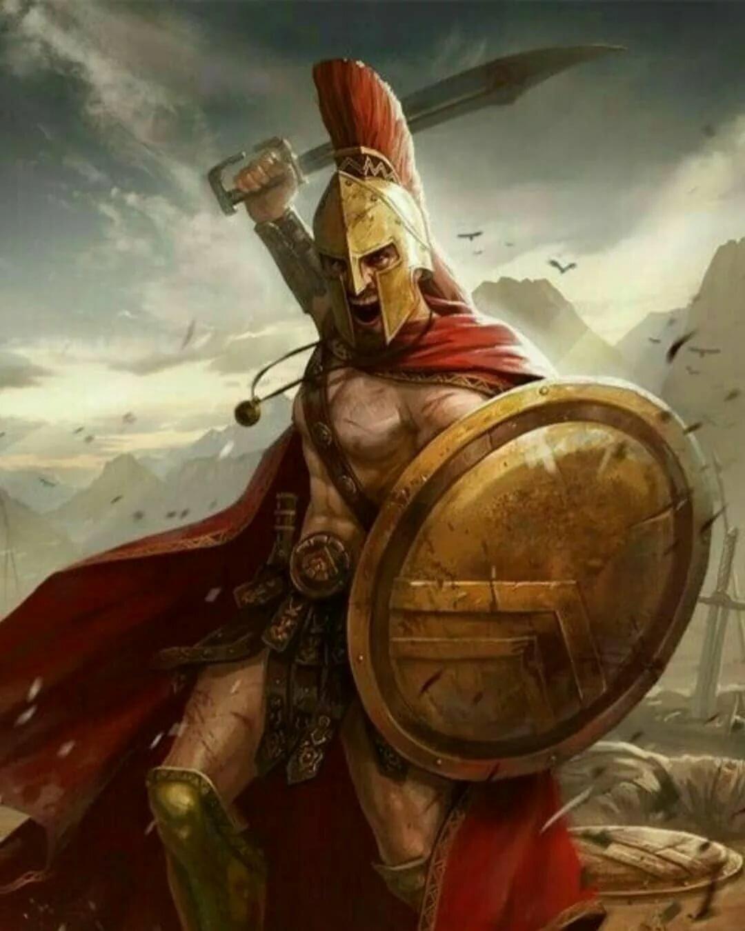 крутые спартанские картинки женщины, находясь