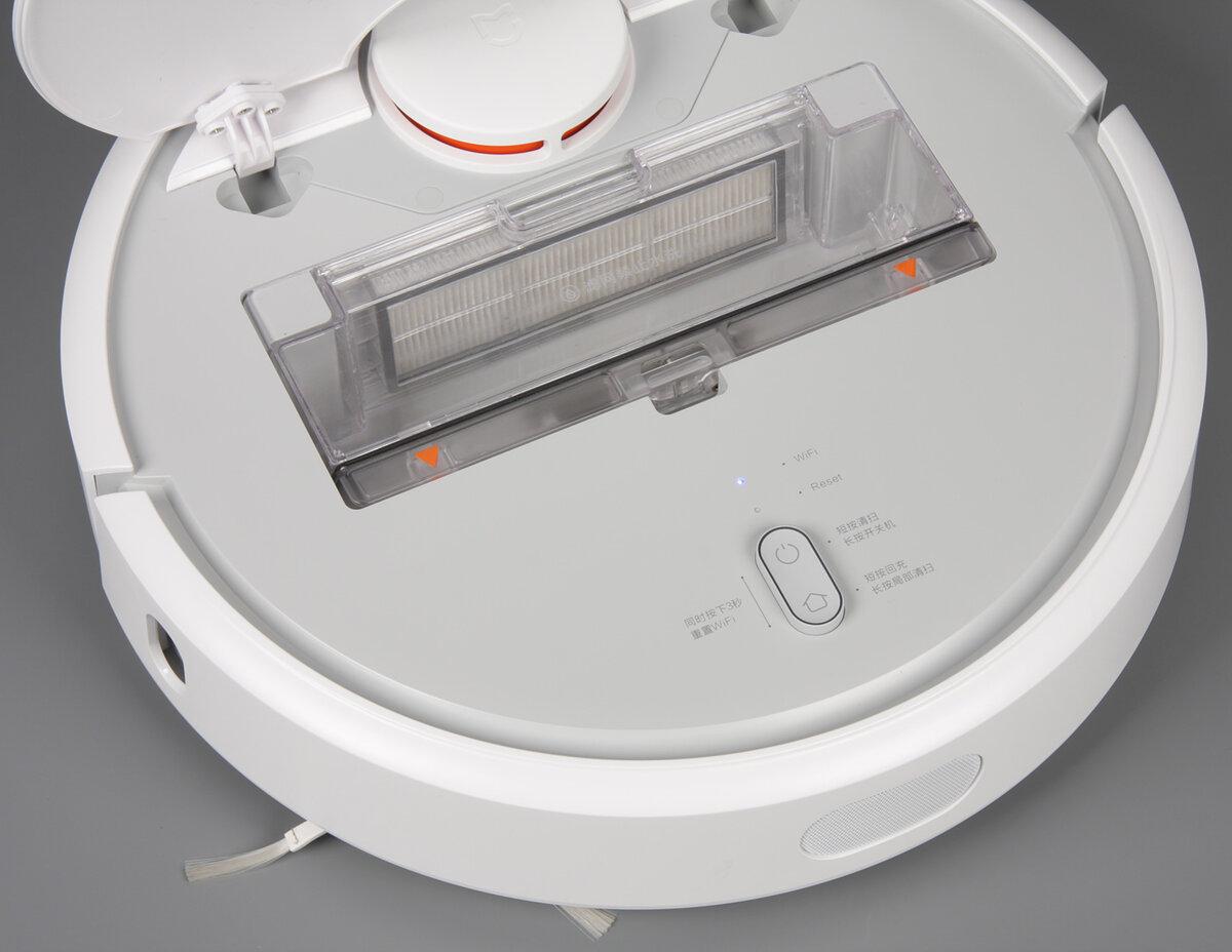 Копия Xiaomi Mi Robot 2 робот-пылесос в Мариинском