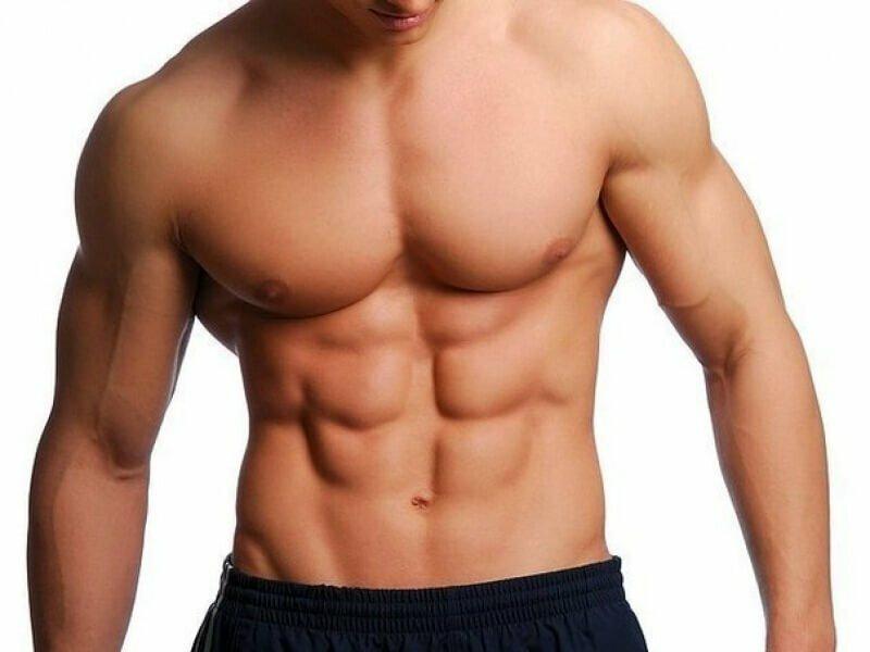 мускулистое мужское тело - 10