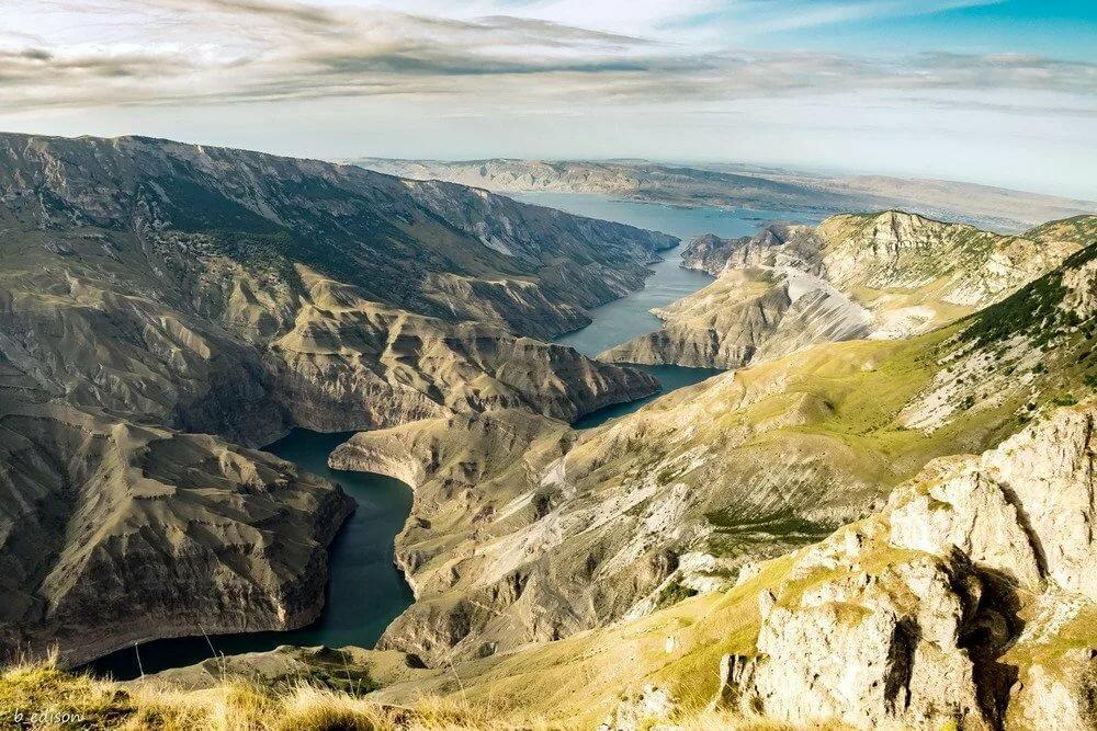 Сулакский каньон картинки