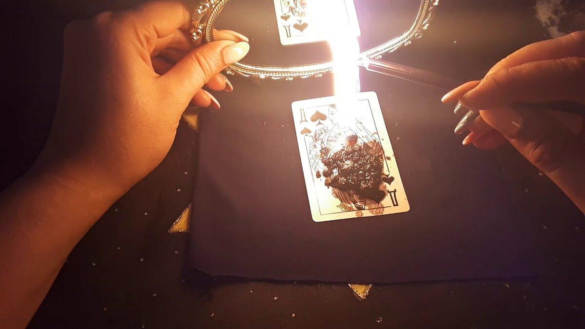 Магия похудение на свече