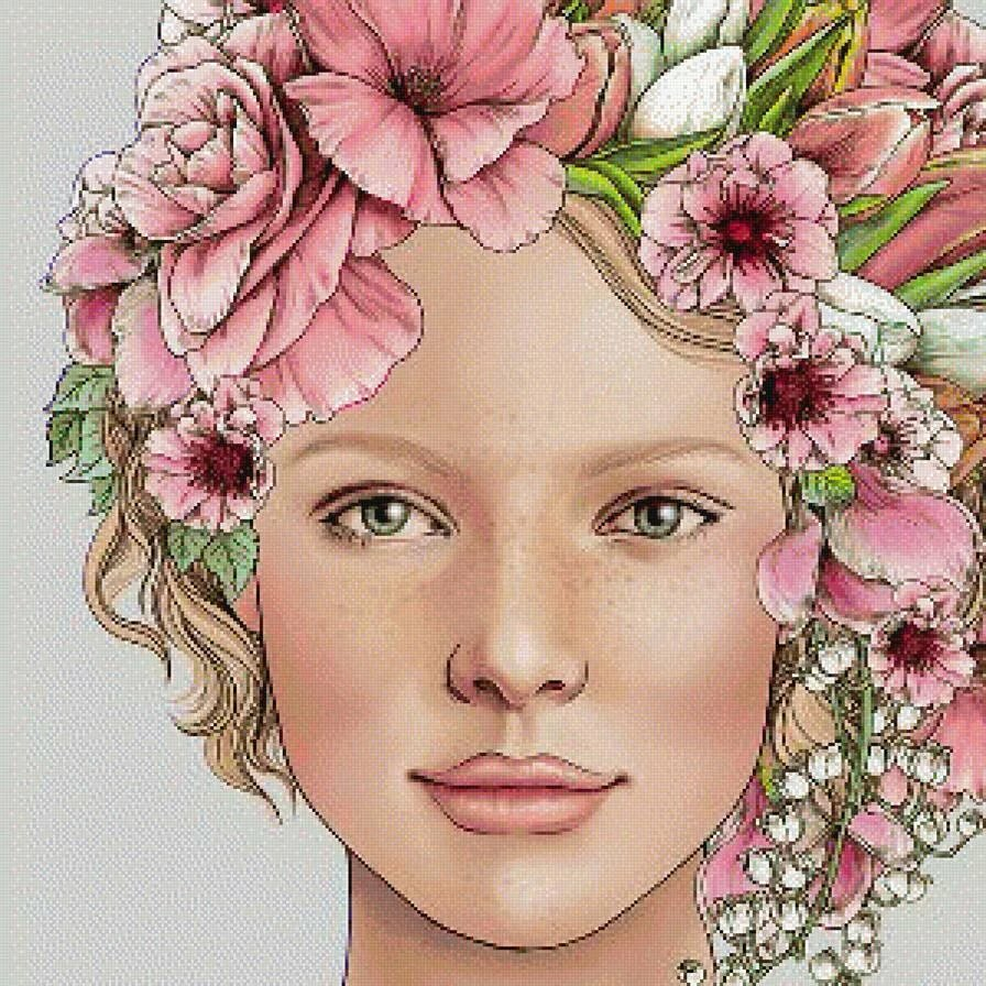 картинки весна портрет этот день хочу