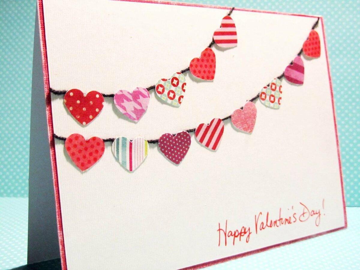Девушке, красиво украсить открытку своими руками