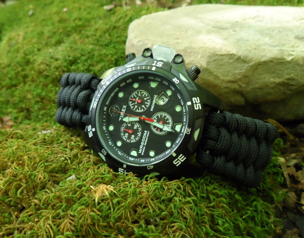Тактические часы Xinhao Paracord Watch в Черновцах