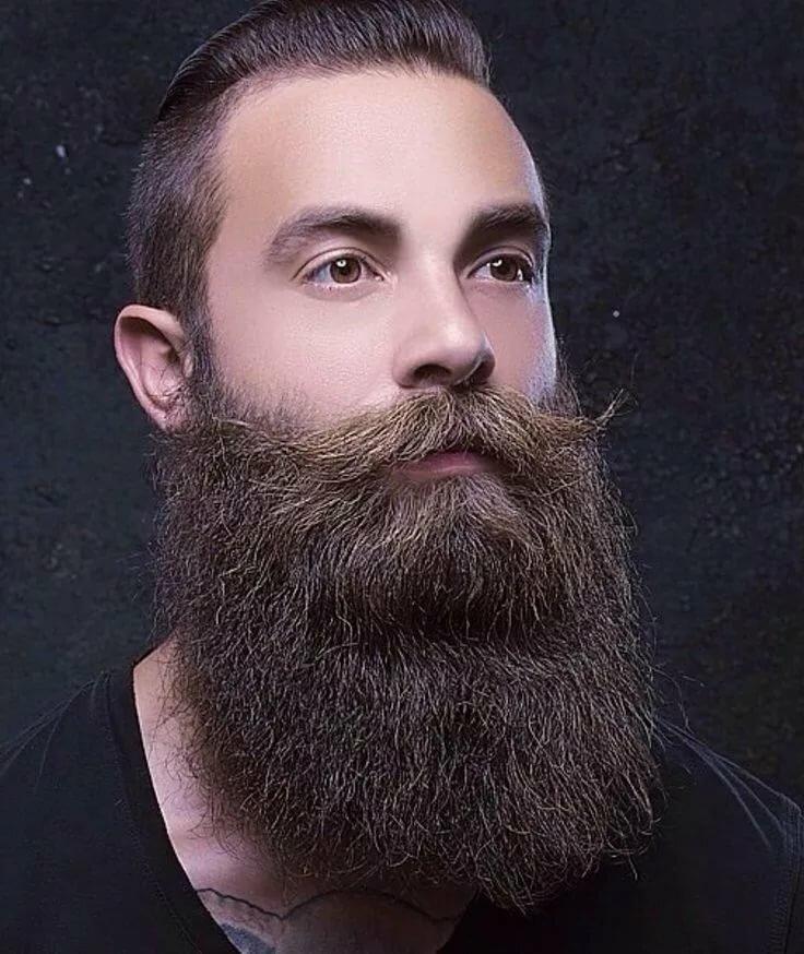 Картинка с бородатым