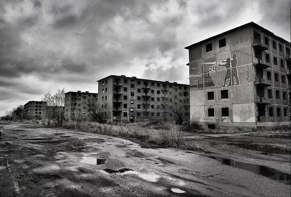 смотреть картинки заброшенные города человек, приходя
